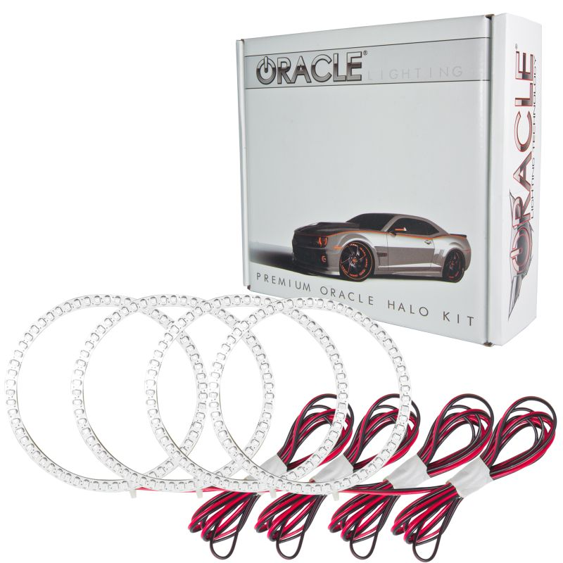 Oracle Lighting SMD Red Halo Kit for Headlights - Oracle Lighting 2320-003