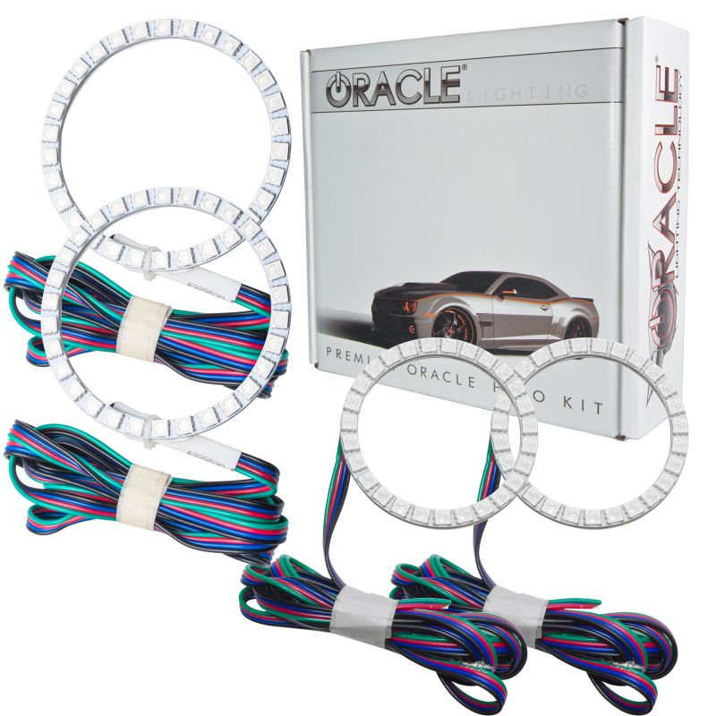 Oracle Lighting SMD ColorSHIFT 2.0 Halo Kit for Headlights - Oracle Lighting 2965-333