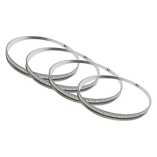 Oracle Lighting LED Illuminated Wheel Rings - NO Strip - Oracle Lighting 4215-504