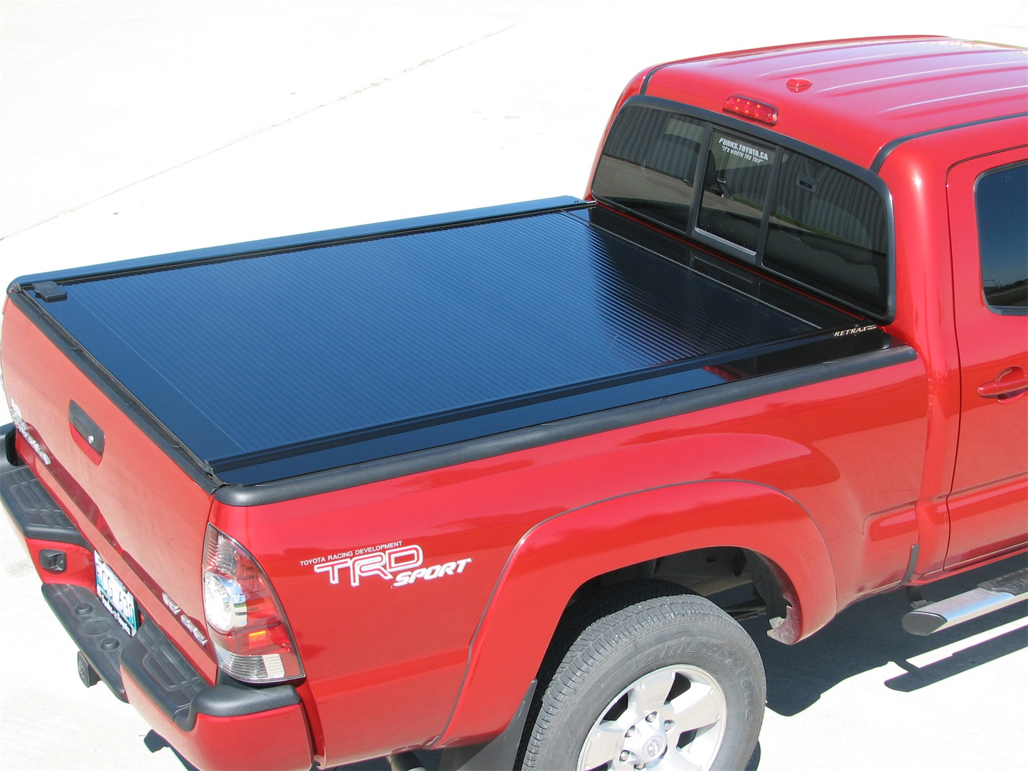 Retrax One Tonneau Cover - Retrax 10812