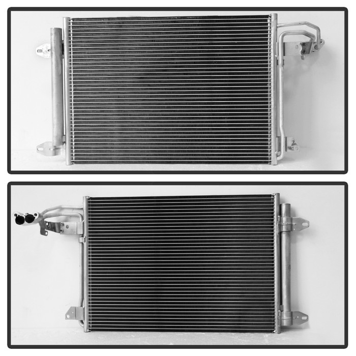 Spyder Replacement A/C Condenser (VW3030127) - Spyder CD-VW-7-3255