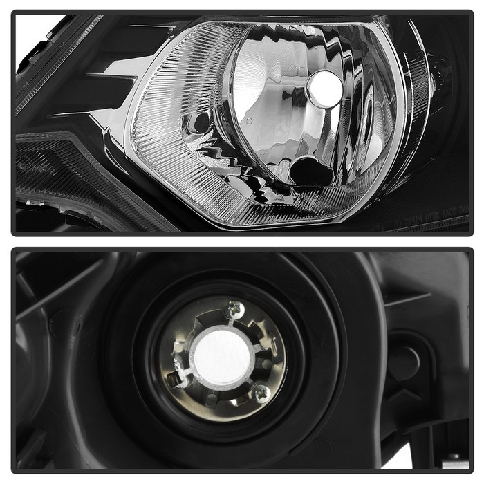 Spyder Driver Side Replacement Headlight - Spyder HD-JH-ATSX09-OE-L