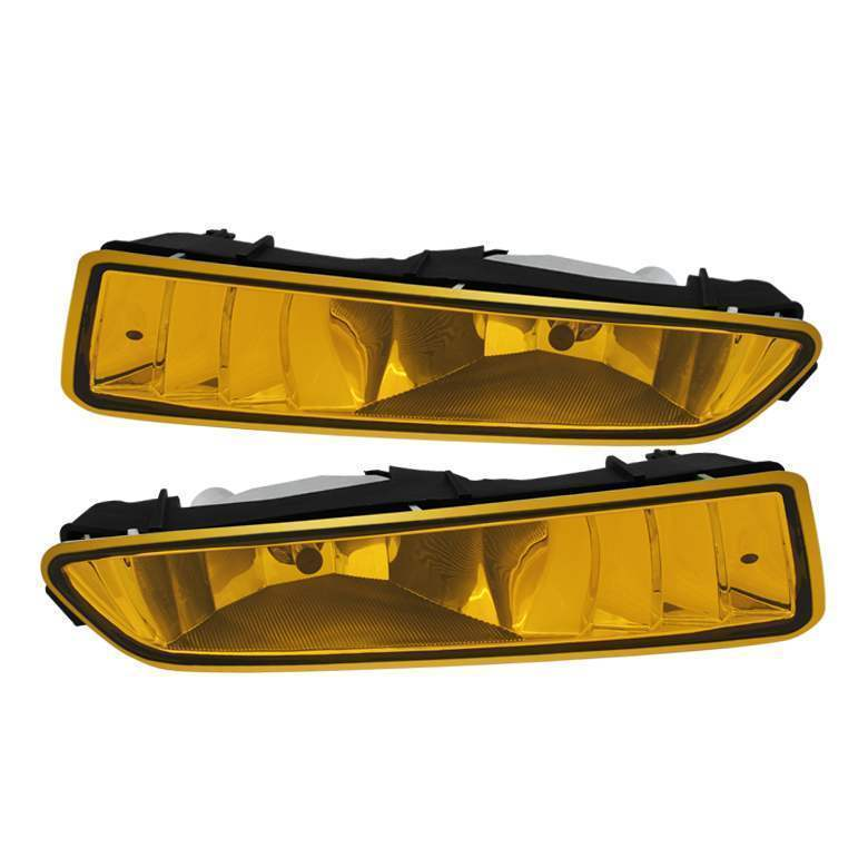 Spyder Yellow OE Fog Lights without Switch - Spyder FL-ATL02-Y