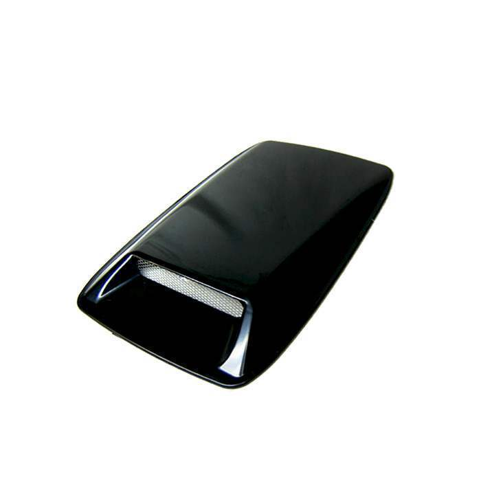 Spyder Black RX-7 Style Air Flow Hood Scoop - Spyder HS-9601B
