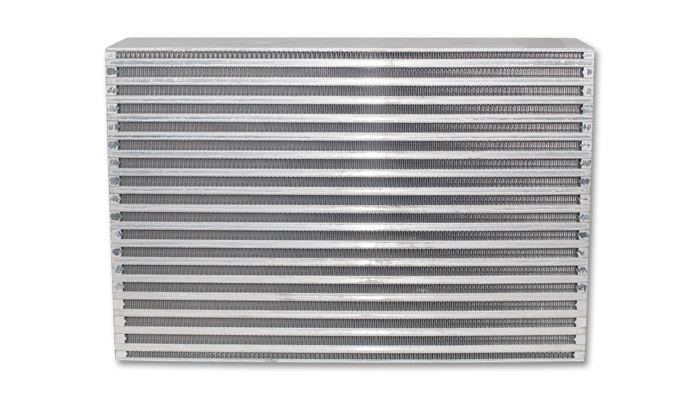 Vibrant Performance Intercooler Core - 17.75in x 11.8in x 4.5in - Vibrant Performance 12834