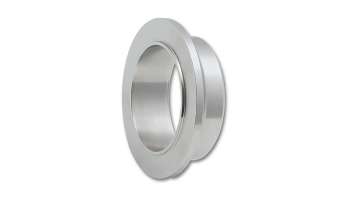 Vibrant Performance 304 SS V-band Turbo Inlet Flange for PTE Medium Frame Turbo - Vibrant Performance 1418
