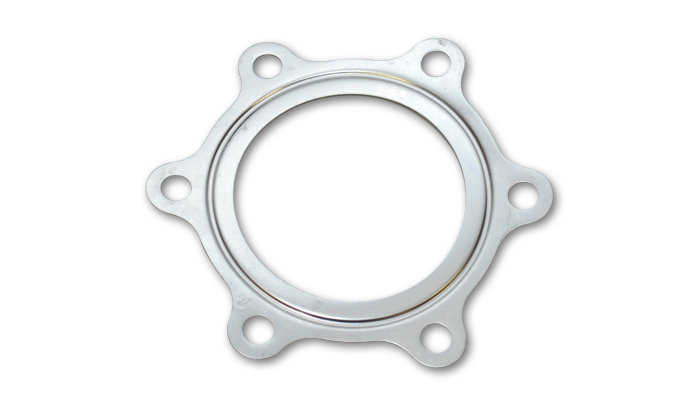 Vibrant Performance Metal Gasket for GT32 Turbo Discharge Flange (Matches Flange #14200) - Vibrant Performance 1420G