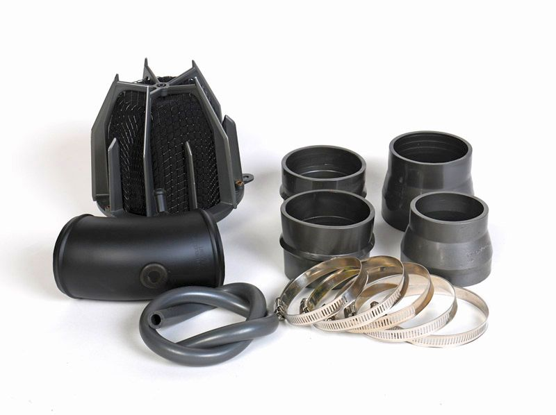 Weapon-R Stealth Dragon Air Intake System - Weapon-R 807-158-109