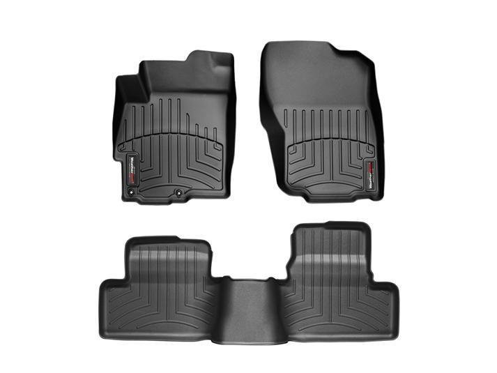 WeatherTech DigitalFit Floor Liners - WeatherTech 44223-1-2