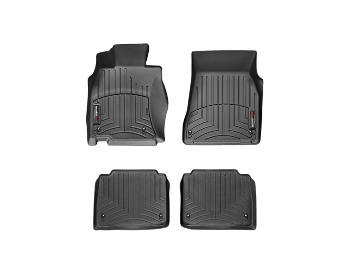 WeatherTech DigitalFit Floor Liners - WeatherTech 442361-442072