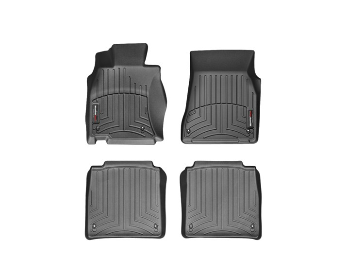 WeatherTech DigitalFit Floor Liners - WeatherTech 442361-442073