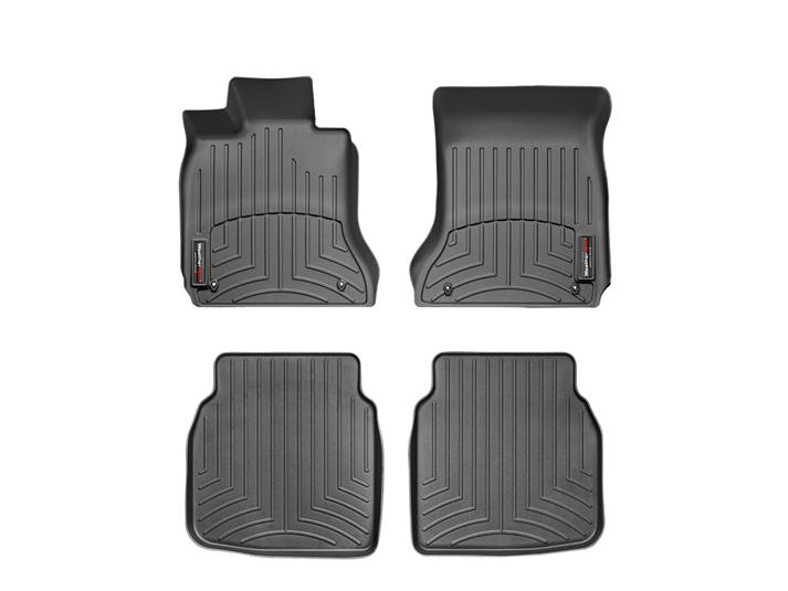 WeatherTech DigitalFit Floor Liners - WeatherTech 44242-1-3