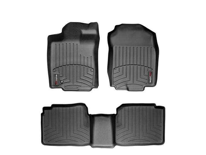 WeatherTech DigitalFit Floor Liners - WeatherTech 442431-441082