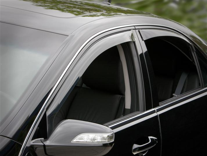 WeatherTech Light Side Window Deflectors - WeatherTech 70368