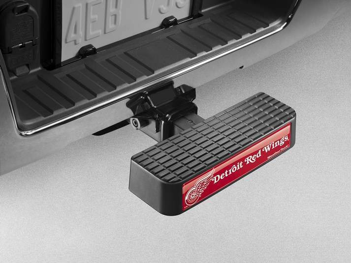 WeatherTech Detroit Red Wings NHL BumpStep - WeatherTech 81BS2DET