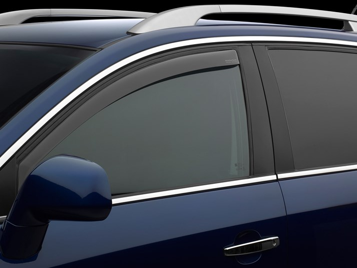 WeatherTech Light Side Window Deflectors - WeatherTech 70531