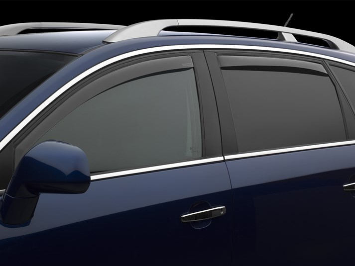 WeatherTech Light Side Window Deflectors - WeatherTech 72232