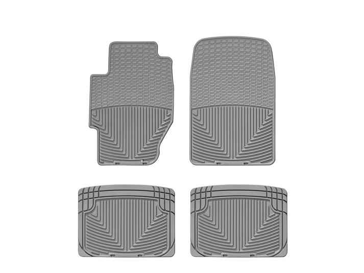 WeatherTech All-Weather Floor Mats - WeatherTech W34GR-W20GR