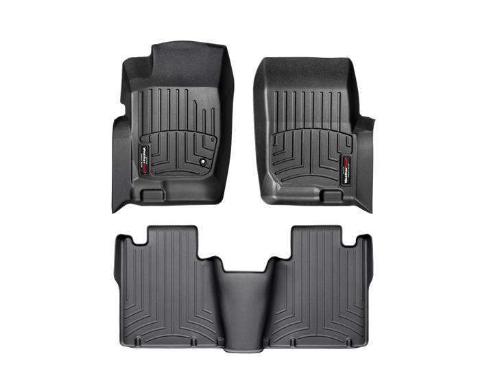 WeatherTech DigitalFit Floor Liners - WeatherTech 44006-1-2