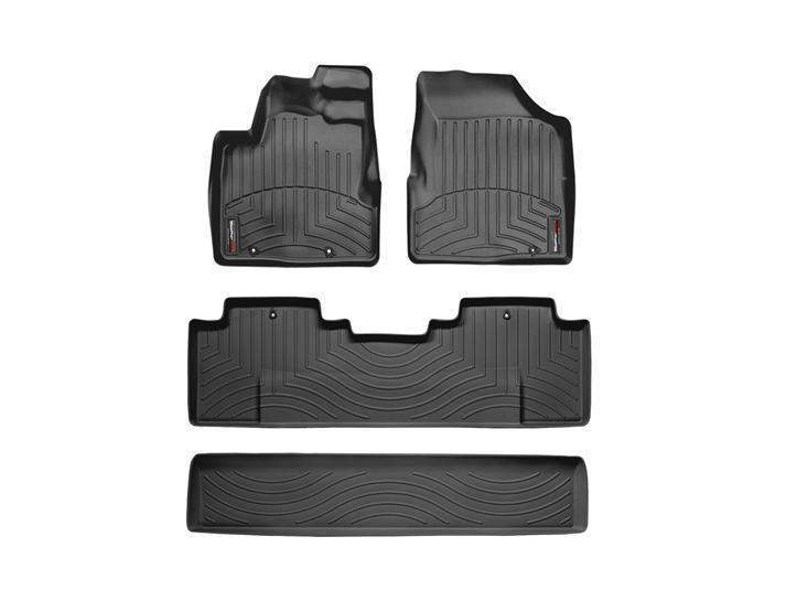 WeatherTech DigitalFit Floor Liners - WeatherTech 44050-1-2