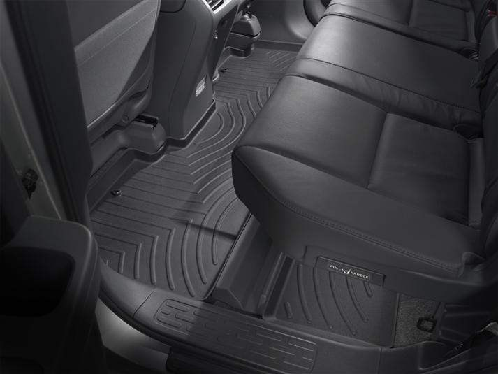 WeatherTech DigitalFit Floor Liners - WeatherTech 440502
