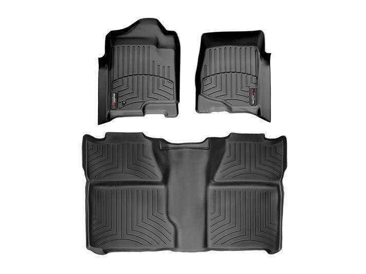 WeatherTech DigitalFit Floor Liners - WeatherTech 44066-1-0