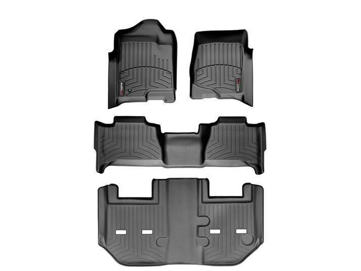 WeatherTech DigitalFit Floor Liners - WeatherTech 44066-1-6-442354