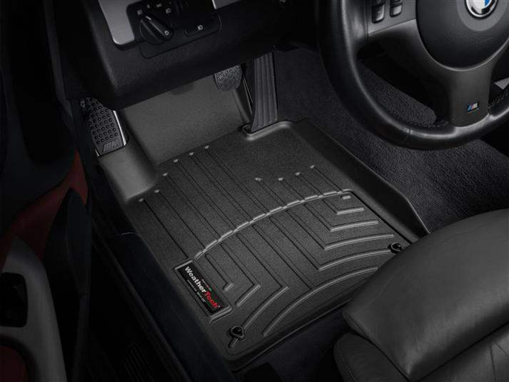 WeatherTech DigitalFit Floor Liners - WeatherTech 441061