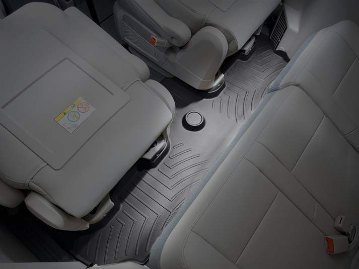 WeatherTech DigitalFit Floor Liners - WeatherTech 441413