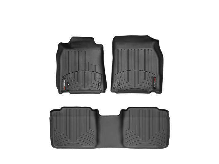 WeatherTech DigitalFit Floor Liners - WeatherTech 441431-440842