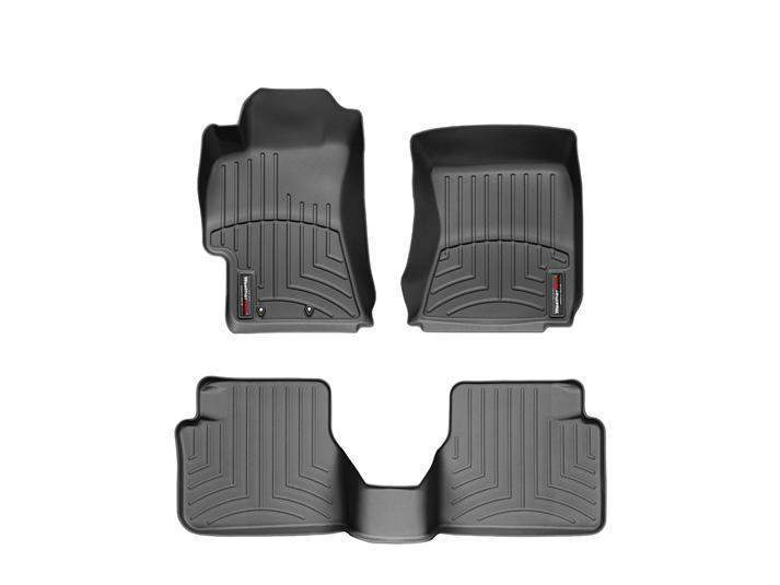WeatherTech DigitalFit Floor Liners - WeatherTech 44166-1-2