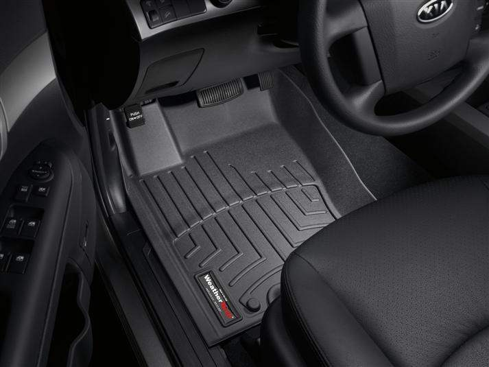 WeatherTech DigitalFit Floor Liners - WeatherTech 441821