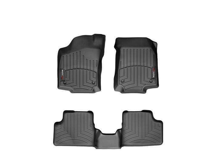 WeatherTech DigitalFit Floor Liners - WeatherTech 44195-1-2