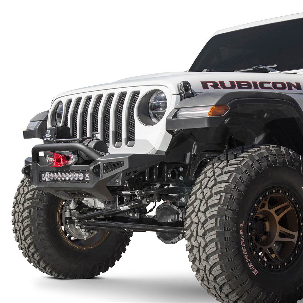 ADD Rock Fighter Front Bumper