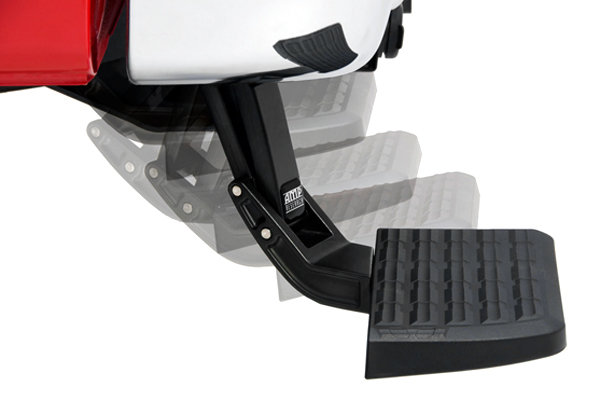 AMP Research BedStep Bumper Step - AMP Research 75323-01A