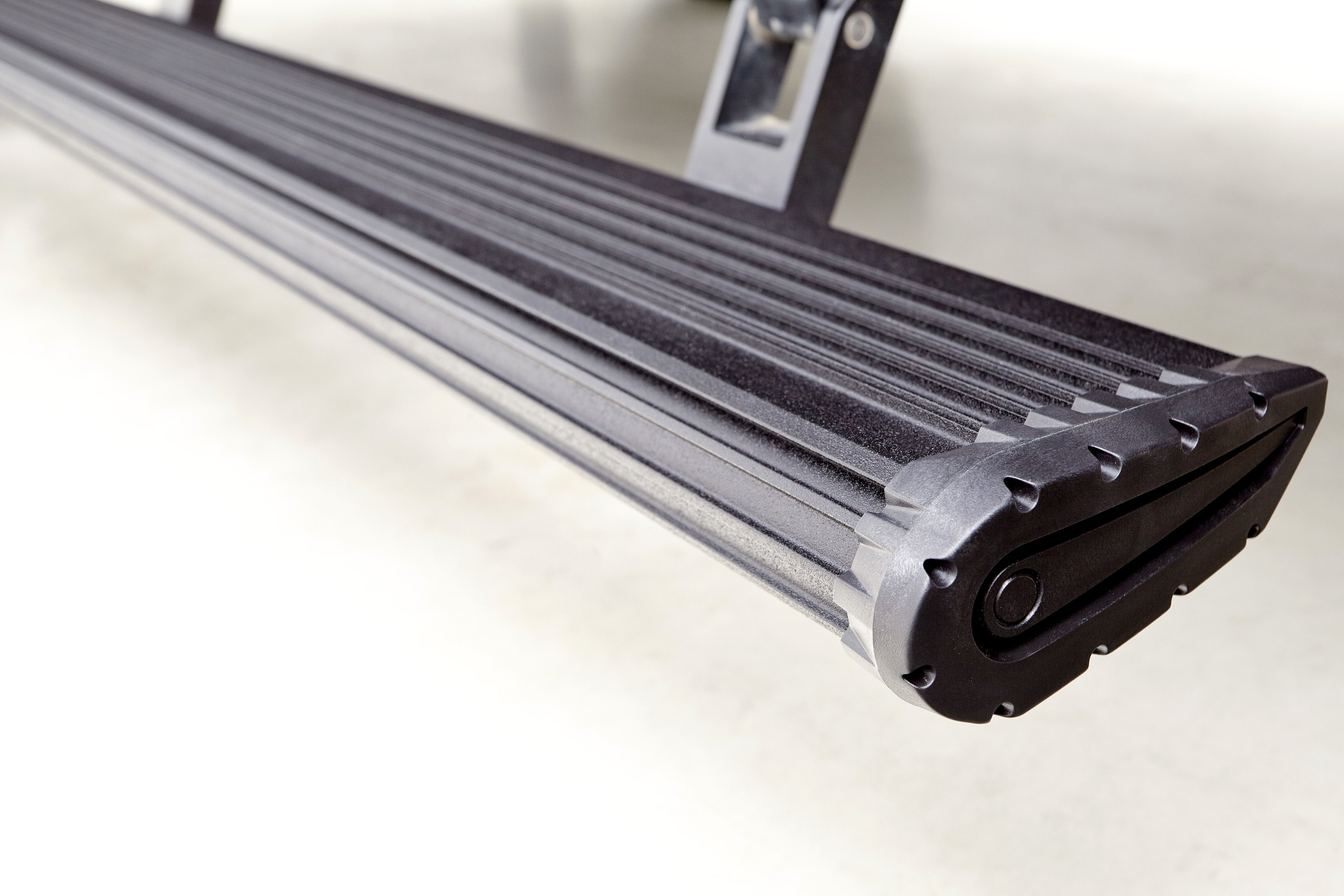 AMP Research PowerStep Xtreme Cab Length Black Running Boards - AMP Research 78240-01A