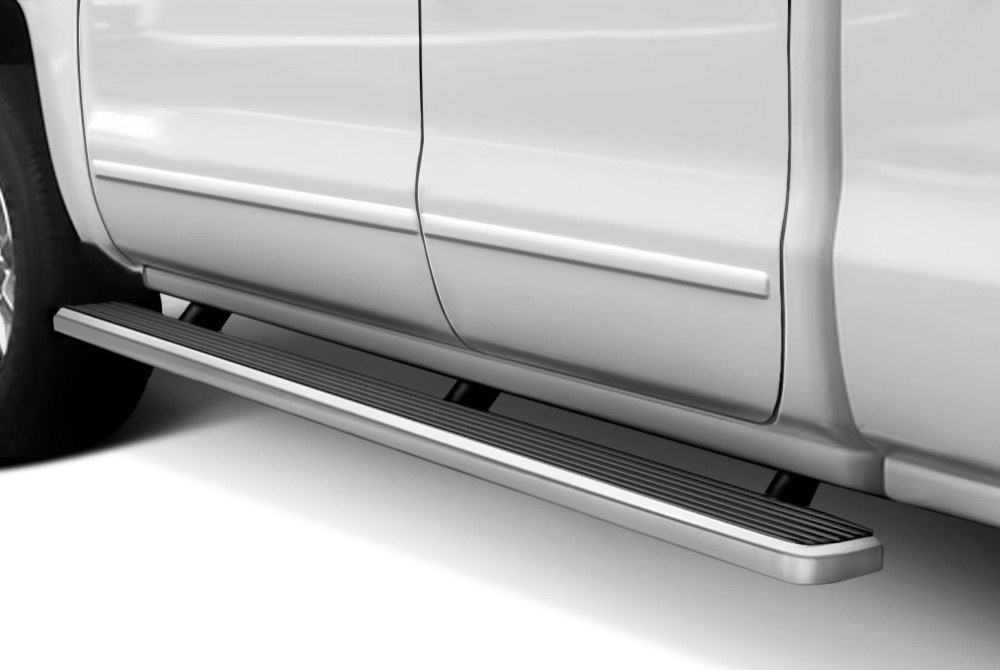"APS 4"" iStep Running Boards"