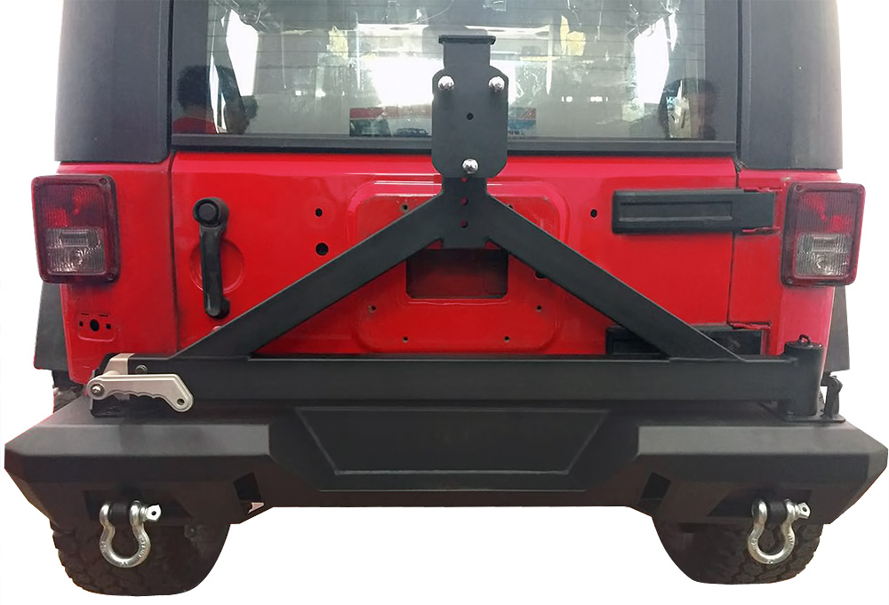 APS Jeep Rear Bumpers