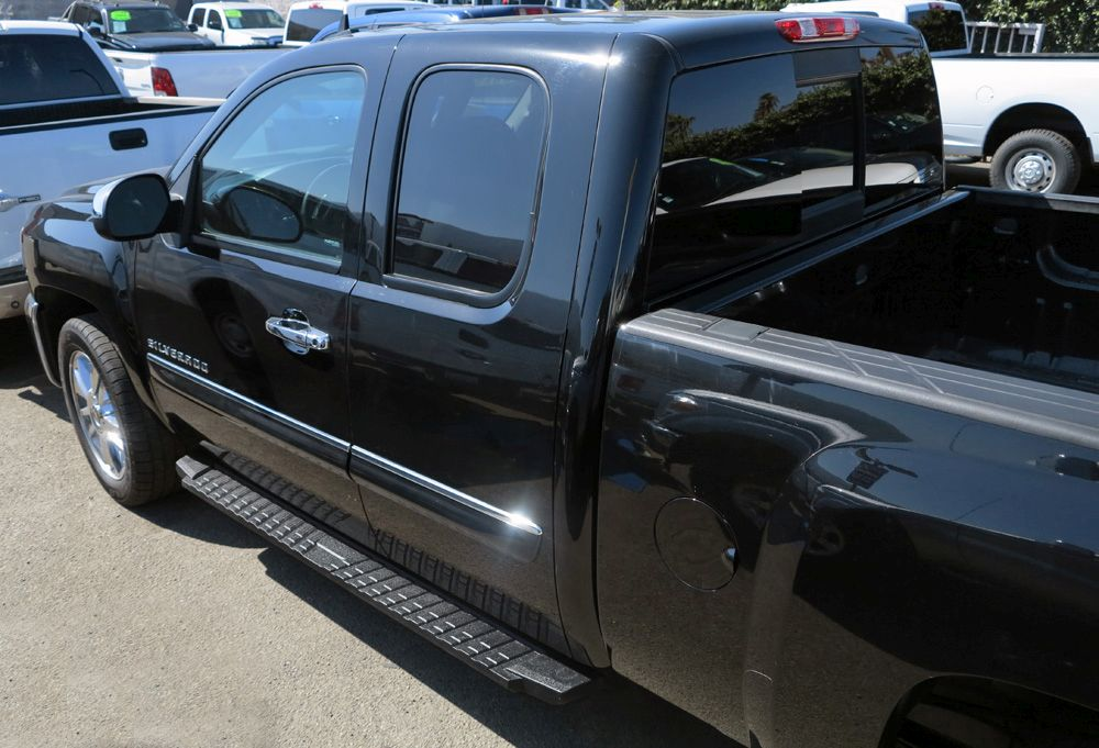APS T-Series Running Boards