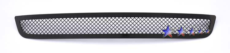 APS Black 1.8mm Wire Mesh Lower Bumper Grille - APS GR20GEI78H