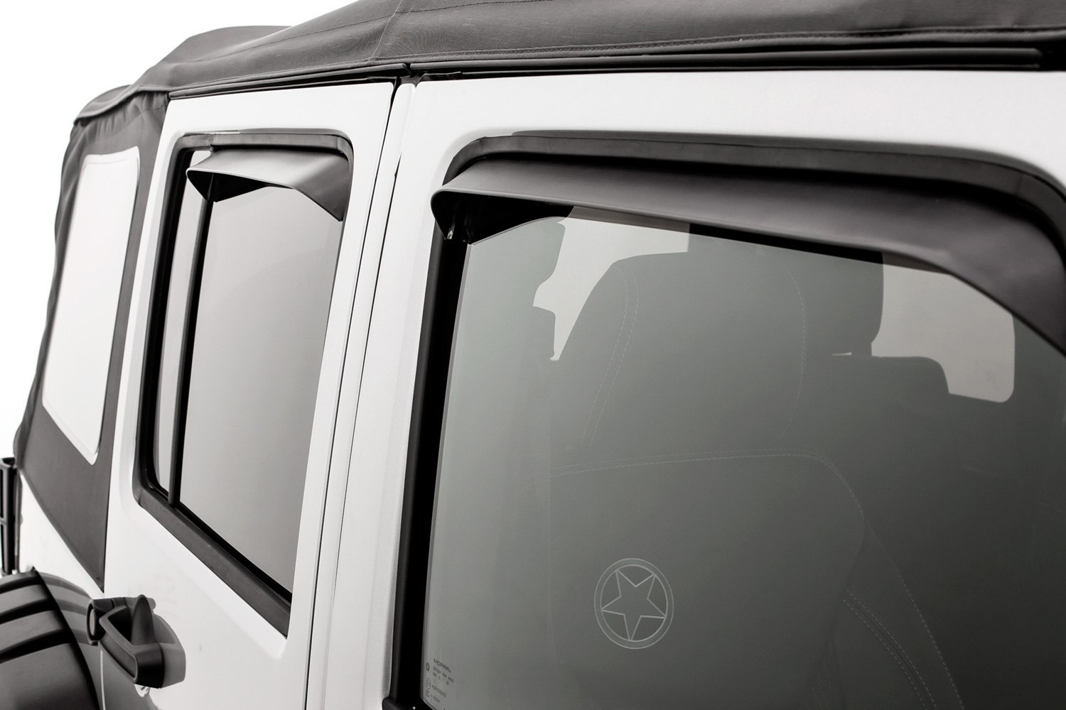 AVS Ventshade Side Window Deflectors
