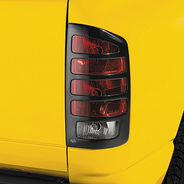AVS Slots Tail Light Covers