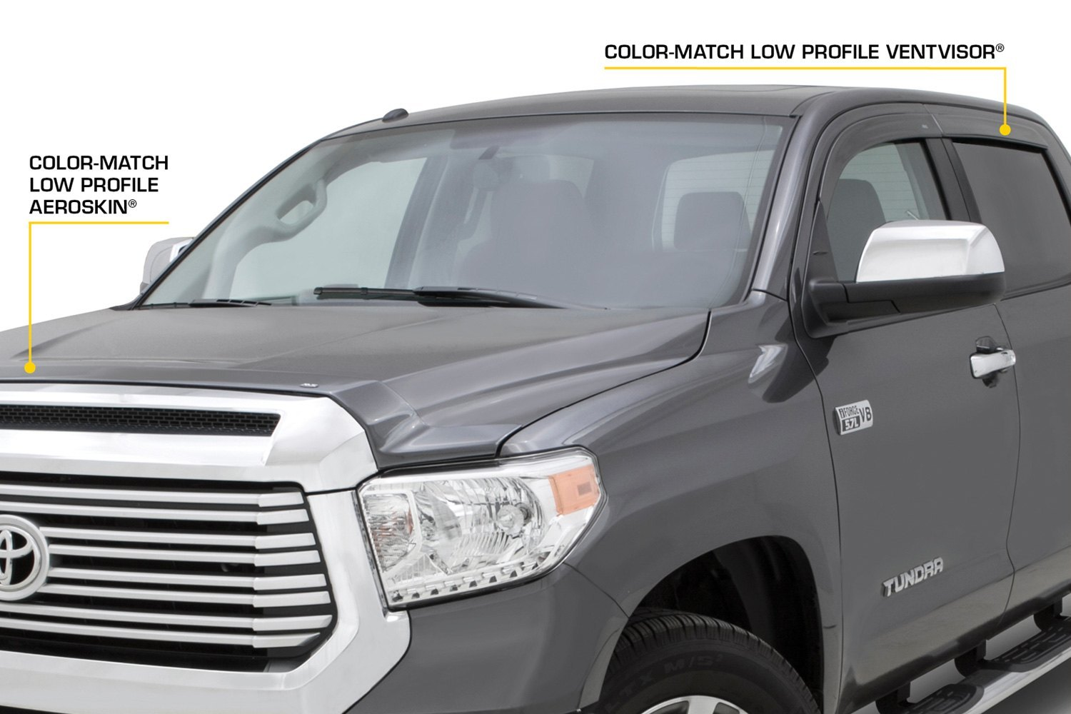 AVS Color Match Low Profile Ventvisor