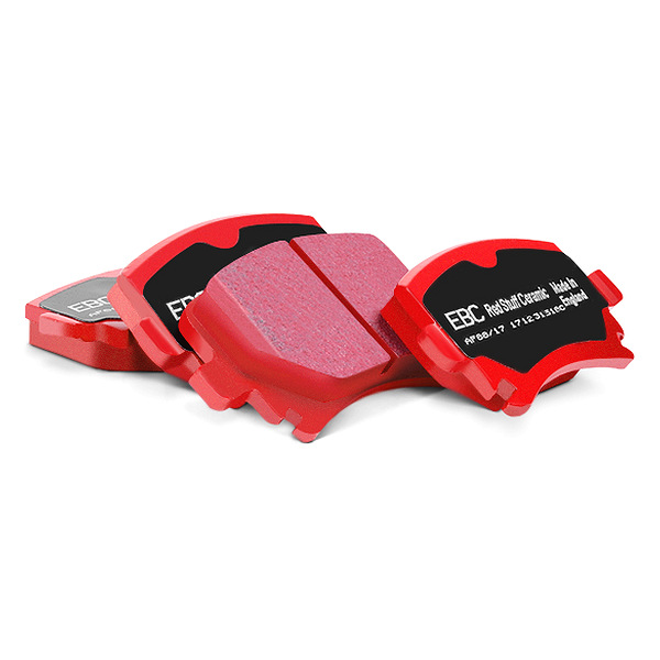 EBC Red Stuff Low Dust Brake Pads