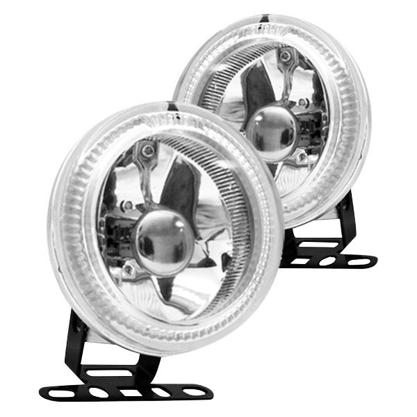 Extreme Dimensions Round Fog Lights