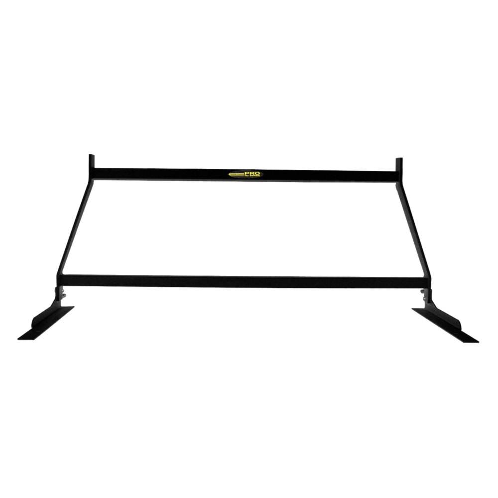 Lund Commercial PRO Rear Headache Rack - White - Lund 07160