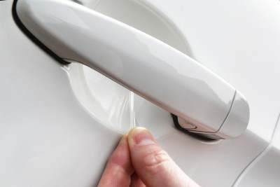 Lamin-X Clear Door Handle Cup Paint Protection - Lamin-X J1518