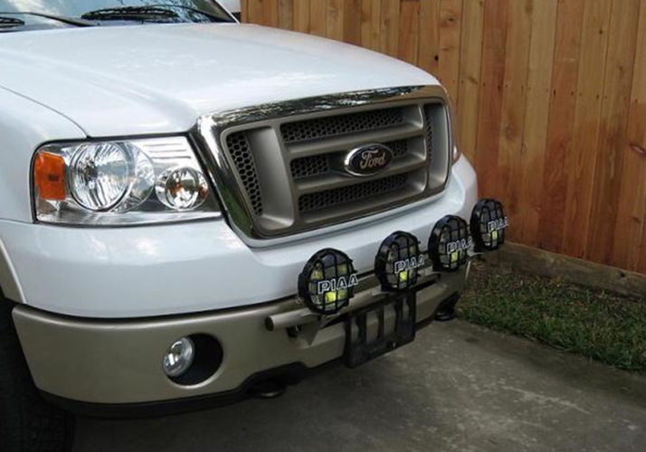 N Fab Light Bar With Tabs Buy N Fab Light Bar With Tabs At
