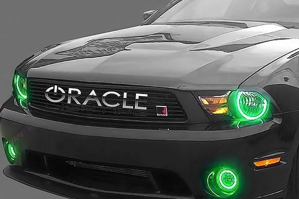 Oracle Lighting Fog Lights with 10000K CCFL Halos Pre-Installed - Oracle Lighting 8185-038