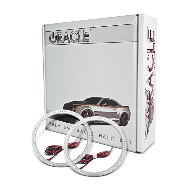 Oracle Lighting Plasma White Halo Kit for Headlights - Oracle Lighting 1300-051
